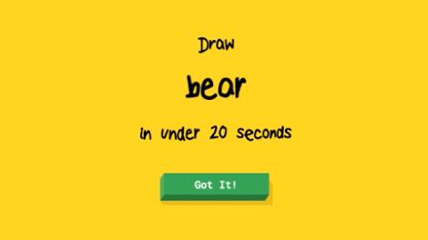 Quick Draw Startseite